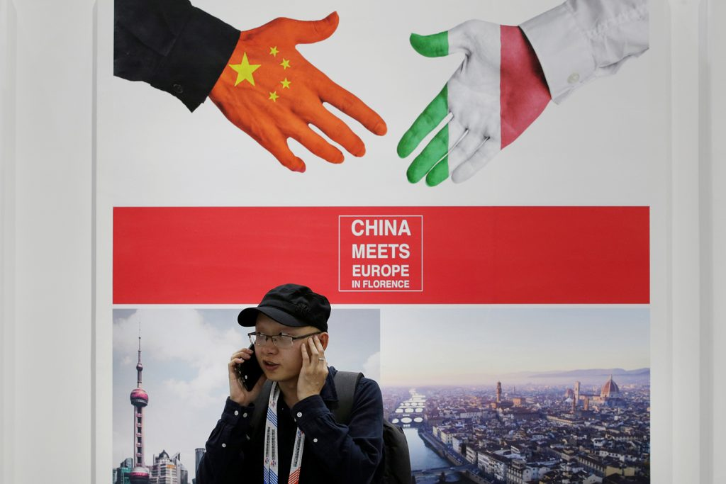 Made in China: A problem for Europe